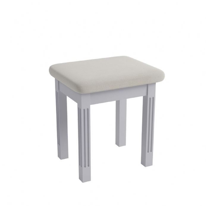 Brampton Grey  Stool